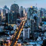sukhumvit-road-dawn